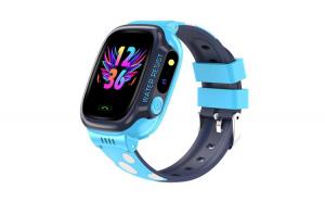 Ceas smartwatch Kingwear Y92 albastru,