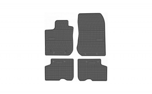 Covorase Presuri interior cauciuc Premium dedicate Dacia Sandero II 2012-2020