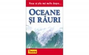 Vreau sa stiu mai multe despre oceane si rauri, autor Barbara Taylor