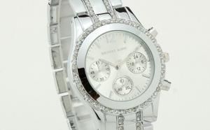Ceas Unisex Silver Delight, la 149 RON in loc de 299 RON