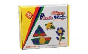 Puzzle Tangram 125 pcs