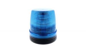 Girofar led MTX albastru magnetic
