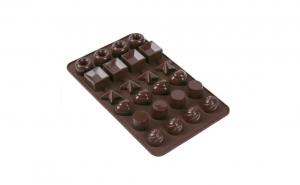 Forma de silicon pentru praline de cioco