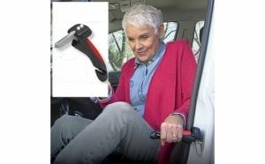 Manerul auto ajutator, poate fi de folos oricarei persoane care are probleme locomotorii cauzate de diverse leziuni (la picioare, coloana, abdomen, etc). Acum la pretul de 49 RON in loc de 99 RON