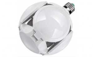 Bec LED pliabil 40W, minge