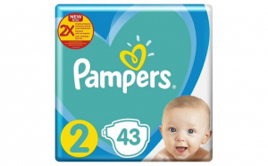 Pampers Nr.2 Active Baby