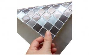 Set 2 autocolante adezive tip mozaic 3D