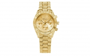 Ceas de dama Geneva Calypso Gold