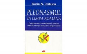 Pleonasmul in limba romana, autor Dorin Uritescu