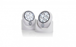 Bec LED cu senzor de miscare Light Angel
