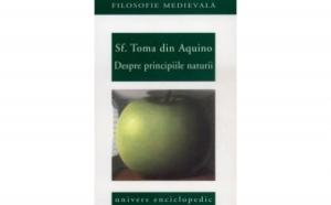 Despre principiile naturii, autor  Toma de Aquino