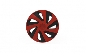 Set capace roti 16`vector red and black