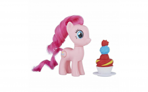 Set Pinkie Pie cu briosa