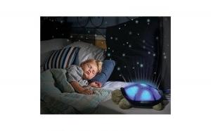 """Lampa de noapte Broasca Testoasa """"Sparkling Turtle"""""""