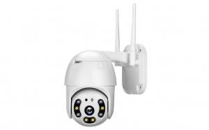 Camera de supraveghere ABQ-A6, Full HD 1080P, WIFI, Micro SD