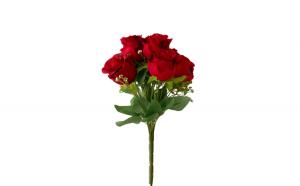 Buchet flori artificiale,