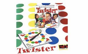 Joc Twister+Tableta