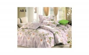 Lenjerie de pat din finet satinat Pachet - 3 lenjerii de pat, la doar 188 RON in loc de 737 RON