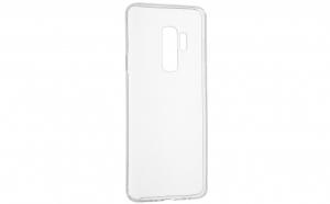 Husa compatibila Samsung Galaxy S9 Plus TPU 0.3 mm, transparent