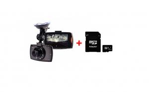 Camera auto portabila cu infrarosu + Card MicroSD 32GB