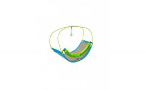 Ansamblu de joaca interactiv pentru pisici, verde, Gonga