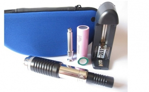 Kit tigara electronica de pornire, mod K100 cu baterie Samsung, la 152 RON in loc de 299 RON