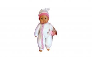 Papusa bebelus cu sunete, 40 cm