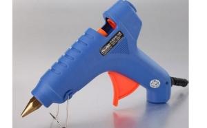 Pistol profesional de lipit, cu silicon cald