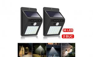 2 lampi solare