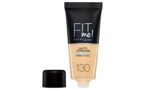 Fond de ten MAYBELLINE FIT ME Matte  Poreless 130 Buff Beige, 30 ml