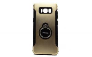 Husa Samsung Galaxy S8 Motomo Ring Auriu
