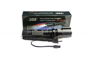 Lanterna cu electrosoc si laser 10000kv