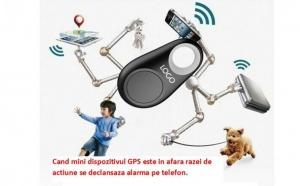 Dispozitiv inteligent antipierdere, cu tehnologie bluetooth 4.0, la doar 59 RON in loc de 140  RON