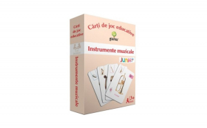 Instrumente muzicale - CJEd.Junior Plus