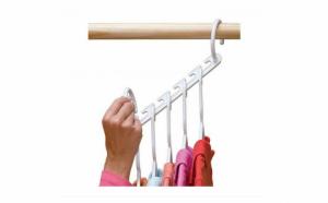 Set 10 accesorii pentru 50 umerase Wonder Hanger Max