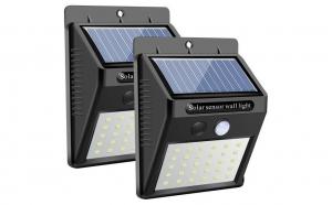 Set 2 Lampi Solare cu 30 LED
