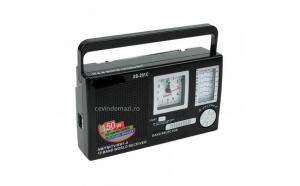 Radio portabil cu ceas XB-291c