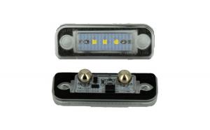 Set Lampi LED numar CLS-CLASS C219 4D