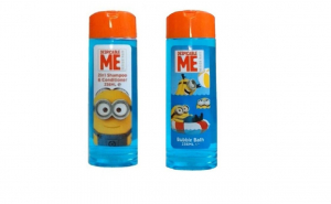 Sampon 2in1 si Gel de dus Despicable Me