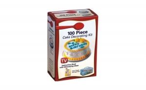 Kit Decorare Tort 100 de Piese la 21 RON in loc de 69 RON