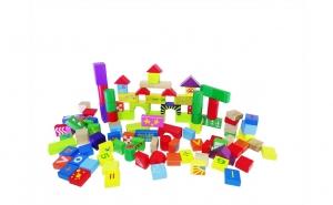 Cutie cu 100 de cuburi, Mos Nicolae