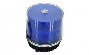 Girofar LED Albastru 12V. COD: G9