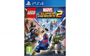 Joc LEGO Marvel Super Heroes 2 pentru PlayStation 4
