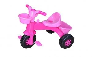 Tricicleta roz Dolu