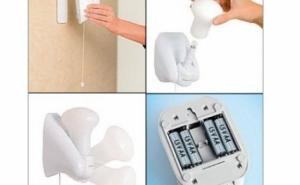 Veioza fara fir - Handy Bulb