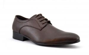 Pantofi barbatesti maro eleganti , la doar 100 RON in loc de 200 RON