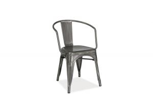 Scaun ALVA - Design metalic