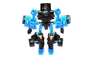 Robot / masina 2in1 transform / 35 piese