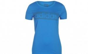 Tricou dama Adidas Linear, Adidas