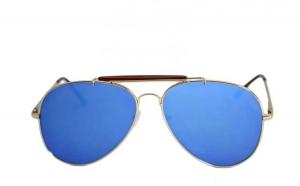 Ochelari de soare Outdoorsman Albastru - Auriu